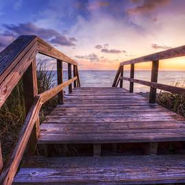 Step into Sunrise by Debra and Dave Vanderlaan