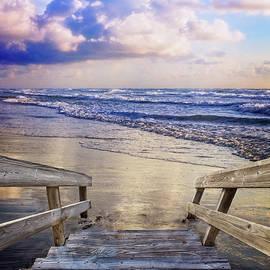 Debra and Dave Vanderlaan - Step onto the Beach