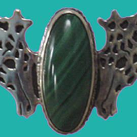 Sterling Giraffe Bracelet