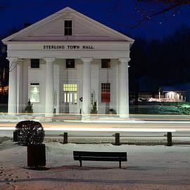 Sterling Town Hall by Robert McKay Jones