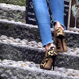 Jennie Breeze - Stiletto,Steps and Stones