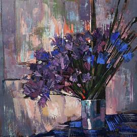 Anastasija Kraineva - Still life. Summer rain