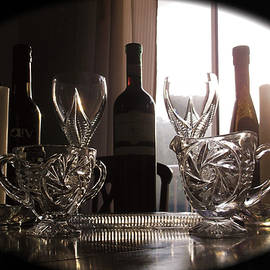 Still Life - The Crystal Elegance Experience by Shawn Dall