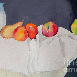 Sharon Nelson-Bianco - Still Life With Fruit