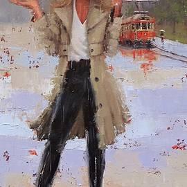 Laura Lee Zanghetti - Still Raining