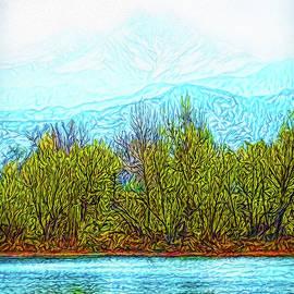 Joel Bruce Wallach - Stillness Of A Mountain Morning