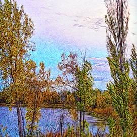 Stillness On Golden Pond