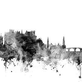 Stirling Scotland Skyline - Michael Tompsett