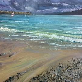 Keran Sunaski Gilmore - St.Ives Harbour, Cornwall. U.K.