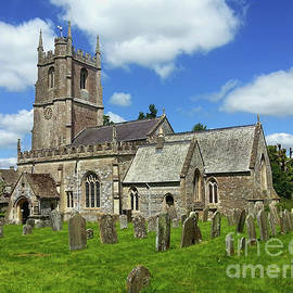St.james Church In Avebury by Gregory Dyer