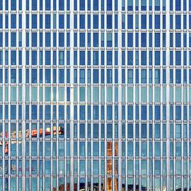 Stelios Kleanthous - Stockholm building