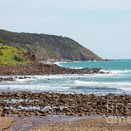 Martin Berry - Stokes Bay on Kangaroo island