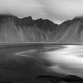 Stokksnes iceland BandW by Gunnar Orn Arnason