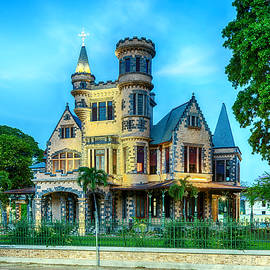 Stollmeyer Castle Trinidad by Rachel Lee Young