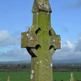 DejaVu Designs - Stone Crosses Outside Rock of Cashel