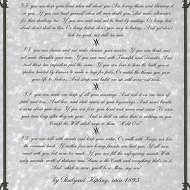 Desiderata Gallery - Stone Parchment IF Poem by Rudyard Kipling