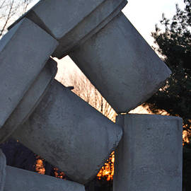 Sue Houston - Stone Sculpture II