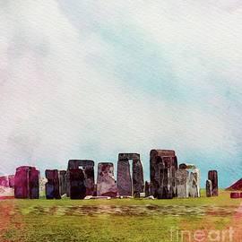 Stonehenge - Mary Bassett