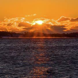 Kirkodd Photography Of New England - Stonington Point Sunrise