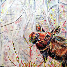 Stop To Smell The Weeds by Tracy Rose Moyers