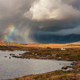 Pierre Leclerc Photography - Storm and Rainbow in Connemara