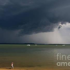 Werner Padarin - Storm Approaching