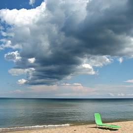 Storm Cloud by Amanda Kessel