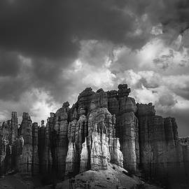 Joseph Smith - Storm Clouds Over Bryce