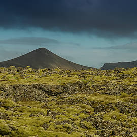 Storm Clouds Over Iceland by KG Thienemann
