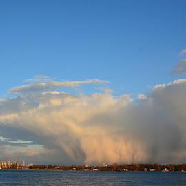 Storm Front  by Randy J Heath