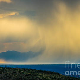 Storm Over Alamorgordo by Stephen Whalen