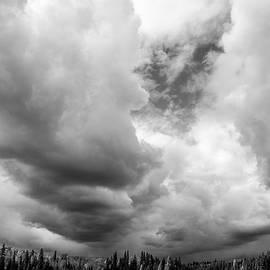 Storm Over Lake by Joshua Hakin