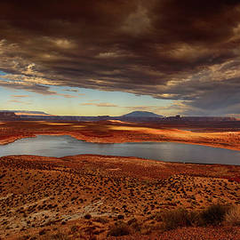 Mike Deutsch - Storm Over Lake Powell