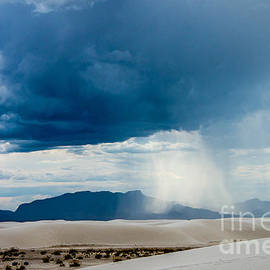 Storm Over White Sands 2 by Stephen Whalen