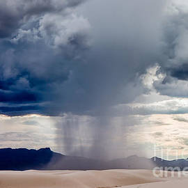 Storm Over White Sands by Stephen Whalen