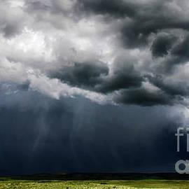Storm Watch 7 by Bob Christopher