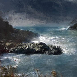 Mike Nellums - Stormy Cove