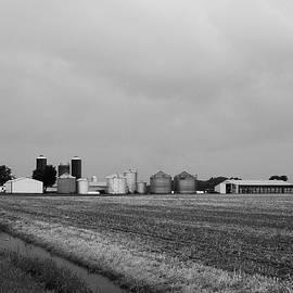 Stormy Farm by Maxwell Krem