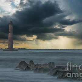 Dale Powell - Stormy Morris Island