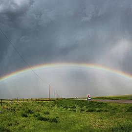 Ryan Crouse - Stormy Rainbow