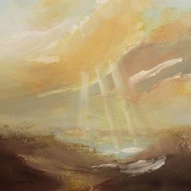 Stormy skies   by Valerie Anne Kelly