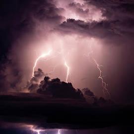 Stormy Sky by Quinn Sedam