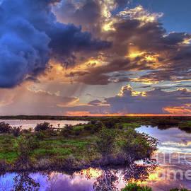 Rick Mann - Stormy Sunrise