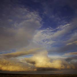 Toni Hopper - Stormy Sunset