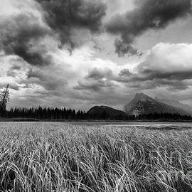 Bob Christopher - Stormy Times Banff Canada
