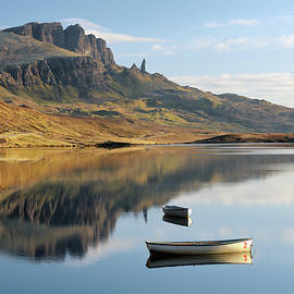 Grant Glendinning - Storr reflection