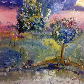 Judith Desrosiers - Story of two trees