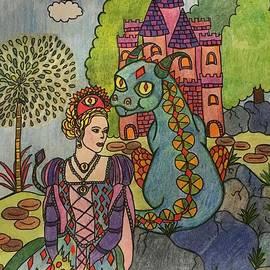 Mary Strauchman - Storybook Dragon