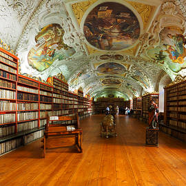 C H Apperson - Strahov Monastery Theological Hall