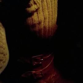 Stephanie Piaquadio - Strappy Boots